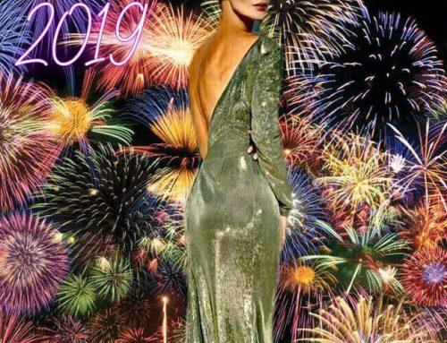 ¡Te deseo un Feliz año 2019!