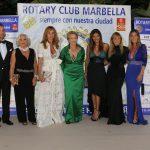 Ivonne Reyes en Rotary Club Marbella 001
