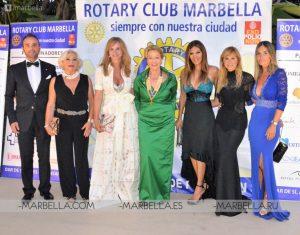 Ivonne Reyes en Rotary Club Marbella 003