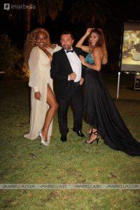 Ivonne Reyes en Rotary Club Marbella 015