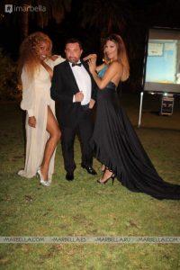 Ivonne Reyes en Rotary Club Marbella 016