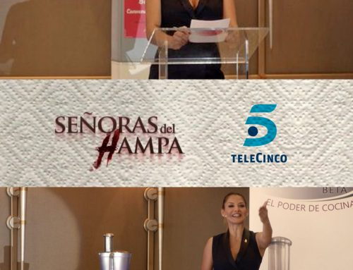 Ivonne Reyes es la imagen de Turbothunder en 'Señoras del Hampa' de Telecinco