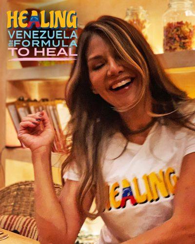 Ivonne Reyes para Healing Venezuela