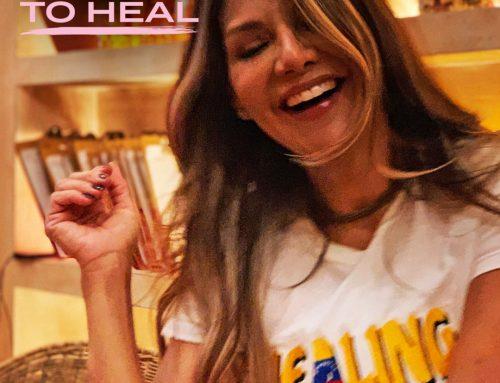 Ivonne Reyes se suma a campaña de Healing Venezuela